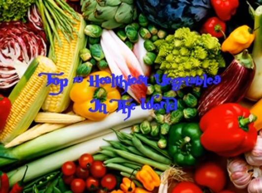 Healthiest Vegetables In The World